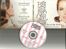 Go Go's BELINDA CARLISLE Live your Live be Free UNRELEASED & MIX CD single 1991
