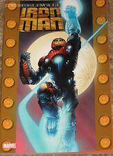 Marvel Ultimate Iron Man High Grade Tpb Collects Vol 1-5 Tpb Comic Unread