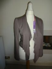 New Tags £49.50 Limited Collection Mink UK 8 Tailored Blazer