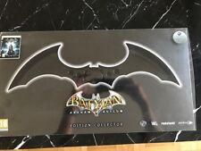 Batman Arkham Asylum Collector's Edition , PS3 PAL , complet comme neuf