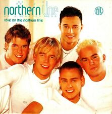 NORTHERN LINE – Love on the Northern Line @Rare CD Single Promo GTR PROCD5 @NEW@