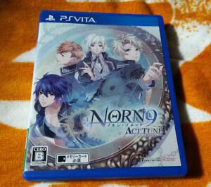 Norn9 + Nonet Act Tune PSV Vita Japanese version