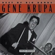 BEST OF BIG BANDS : Gene Krupa & His Orchestra Drum Boogie