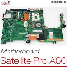 Carte mère ordinateur portable toshiba satellite pro a60 a60-107 v000041410 -114 132 159 018