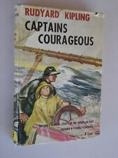 CAPTAINS COURAGEOUS Rudyard Kipling A THRUSHWOOD BOOK