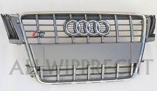 NEU Original Audi S5 A5 8T Tuning Chrom Kühlergrill Grill Coupe Sportback Gitter