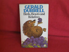 BIRDS, BEASTS and RELATIVES ~ Gerald DURRELL. sc LOTS more Durrells too  in MELB