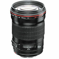 Canon EF 135mm f/2L USM *NEW*