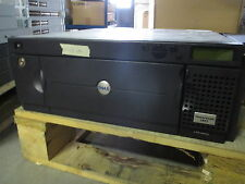 Dell Powervault 132T SC24 PV132T Tape Library + LTO 3 LTO3 IBM 24R2126 Drive