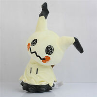 "Pokemon Center Monster Mimikyu 17"" Big Plush Toy Generation Sun & Moon Doll Gift"