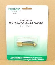 New Bear Kinetronic Flight Master Micro-Adjust Hunter Cushion Plunger #6916 Long