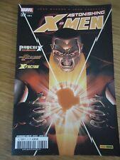 * ASTONISHING X-MEN 32 * jan 2008 MARVEL XMEN VF PANINI COMICS - INVINCIBLE