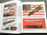 """""""THEATER MADE MILITARY KNIVES OF WW2"""" US CUSTOM DIRK DAGGER BOWIE REFERENCE BOOK"""