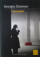 Simenon Georges: IL CANE GIALLO. 2004