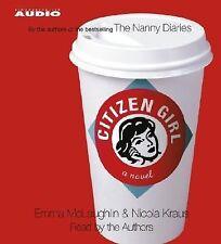 Sale! Citizen Girl Audio Book by Emma McLaughlin (2004, CD, Abridged)