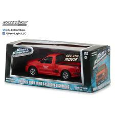 Greenlight 1999 Ford F-150 SVT Lightning Fast & Furious Brian's Red 1:43 86235