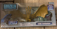 """Godzilla King of Monsters 6"""" Articulating Figure King Ghidorah w/ Jet and City"""