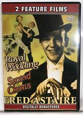 Royal Wedding & Second Chorus 2 Feature Films (DVD Slim case) *Very Good*