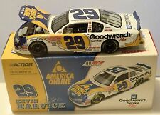 Kevin Harvick #29 America Online / Goodwrench 2001 1/24 Action 1 of 46,500 Monte