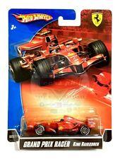 Hot Wheels Ferrari Grand Prix Racer Kimi Raikkonen Bridgestone Potenza Version