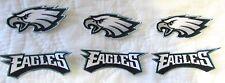 Philadelphia Eagles no sew iron on appliques