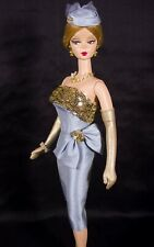 OOAK outfit fits for Vintage Silkstone Barbie by  D_B