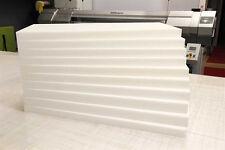 8x Tonstudio Schall Akustik Absorber Lärm Dämmung 100x50x5 aus Basotect® B Weiß