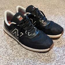New Balance Numeric 420 men's shoe black & gum. Size: UK 9