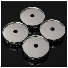 4x 60mm Car Alloy Wheel Center Hub Caps Sticker Tyre Trims For Golf BMW Aud P3Q6