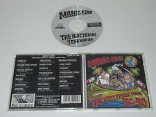 MANIC EARS/LE HISTYRICAL ANNÉES '86-90(MANIC EARS ACHE CD 020) CD ALBUM