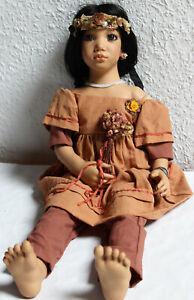 """Puppe """"Morgana"""" von der Künstlerin Annette Himstedt zu verkaufen"""