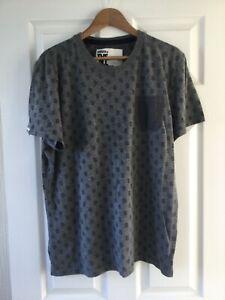 Men's grey Superdry t-shirt XXL, hardly worn.