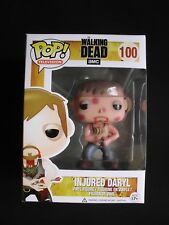 Pop! Television - The Walking Dead - Injured Daryl - Damaged Box