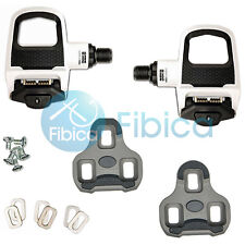 New Look Keo Classic 2 Road Pedals Limited Edition White Black with Cleats