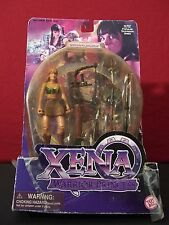Xena 1998 Gabrielle Orphan of War w/ Staff Attack Action Figure Sealed w/ Dmg