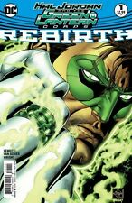 hal jordan and the green lantern corps rebirth