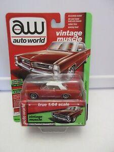 Auto World Vintage Muscle 1964 Pontiac Grand Prix Release 3