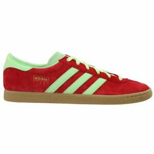 adidas Stadt  Mens  Sneakers Shoes Casual   - Red