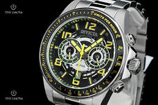 Invicta Men's 47mm Speedway Quartz Multifunction SS Bracelet Watch - 19282