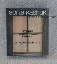 """2 Sonia Kashuk Eye Quad Eye Shadow Pallets """"Shimmering Sands - 16"""" New Sealed"""