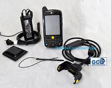 Motorola Mc55A0-P20Swqqa7Wr 1D Pda Mc55A Barcode Scanner +Charger +Warranty