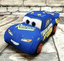 (GG-7963) TY Sparkle Disney Pixar Cars Plush Lightning McQueen Stuffed Animal