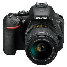 "Nikon D5600 Digital SLR Camera HD 1080P  24.2MP Wi-Fi 3.2"" Screen (298933)"