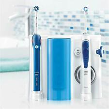 Oral-B Professional Care 2000 Toothbrush + OxyJet Irrigator OC501 DHL Shipping