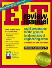 EIT Review Manual : Rapid Preparation for the Fundamentals of Engineering...