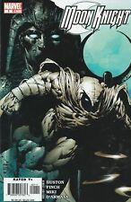 Moon Knight #1 (Marvel 2006) David Finch cover art