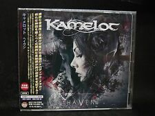 KAMELOT Haven + 1 JAPAN CD Delain Arch Enemy Symphony X Circus Maximus