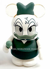 "NEW Disney Mickey Mouse Club Vinylmation B & W Daisy Duck 3"" Figure ONLY"