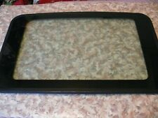 Glass roof hatch for Nissan Patrol Y61