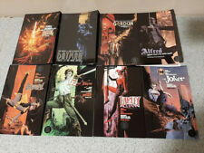 Batman Curse of the White Knight 1-8 Complete Run B Cover Set